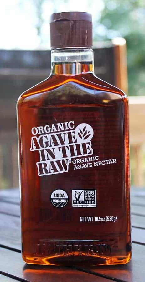Agave in the Raw Nectar