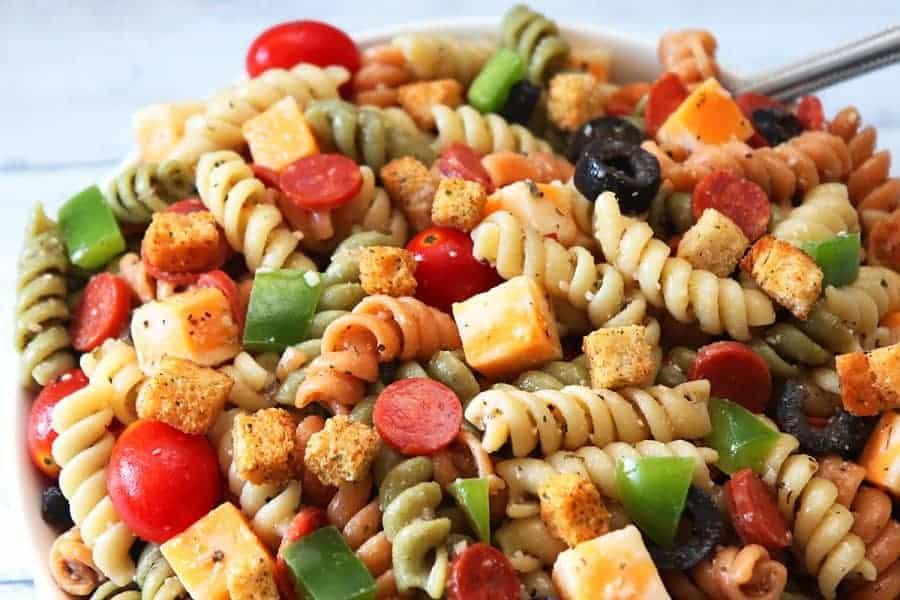 Kraft's Italian Pasta Salad Copycat Recipe
