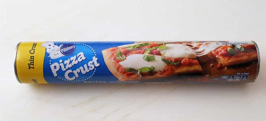 Pillsbury Pizza Dough in a Can
