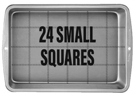 24 Large Squares