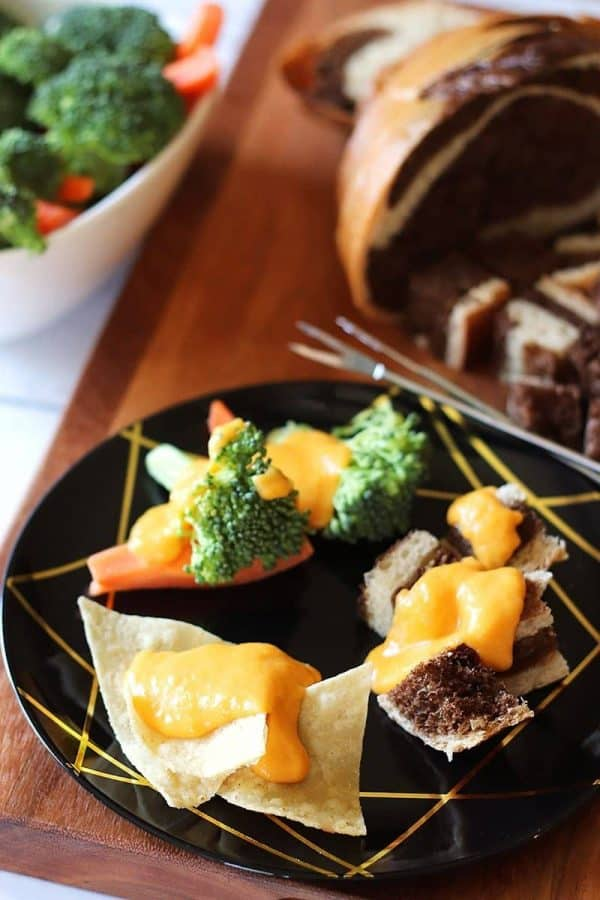 Classic Beer Cheese Fondue
