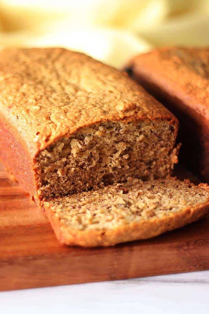 The Best Banana Nut Bread