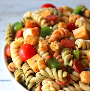 Kraft's Italian Pasta Salad Copycat