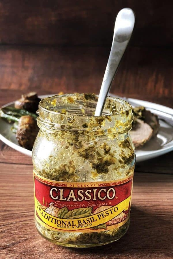 Classico Traditional Basil Pesto