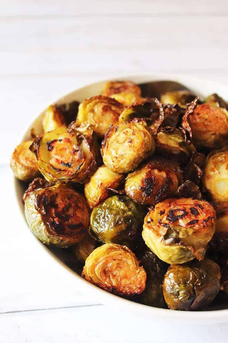 Firecracker Brussels Sprouts