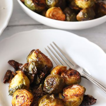 Firecracker Brussels Sprouts
