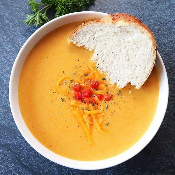 Wisconsin Beer Cheese Soup