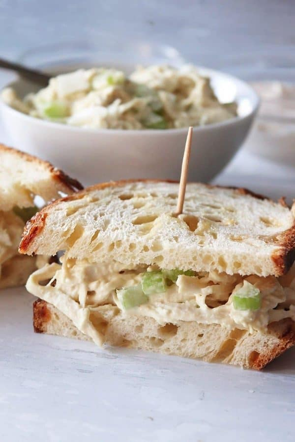 Instant Pot Chicken Salad