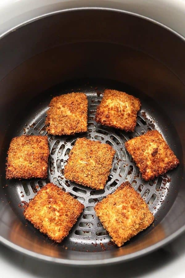 Air Fryer Toasted Ravioli