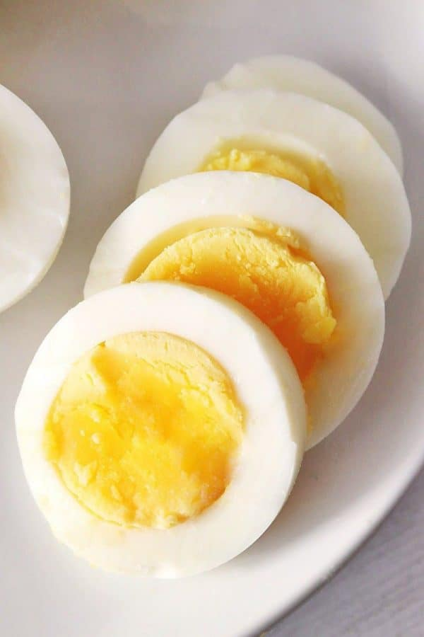 Easy Air Fryer Hard Boiled Eggs