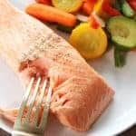 Air Fryer Salmon
