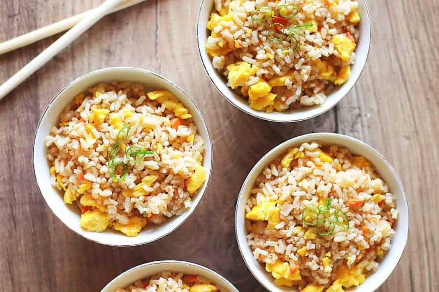 Teppanyaki Fried Rice