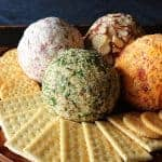 Easy Party Cheese Balls