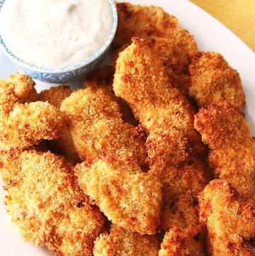 Air Fryer Chicken Strips