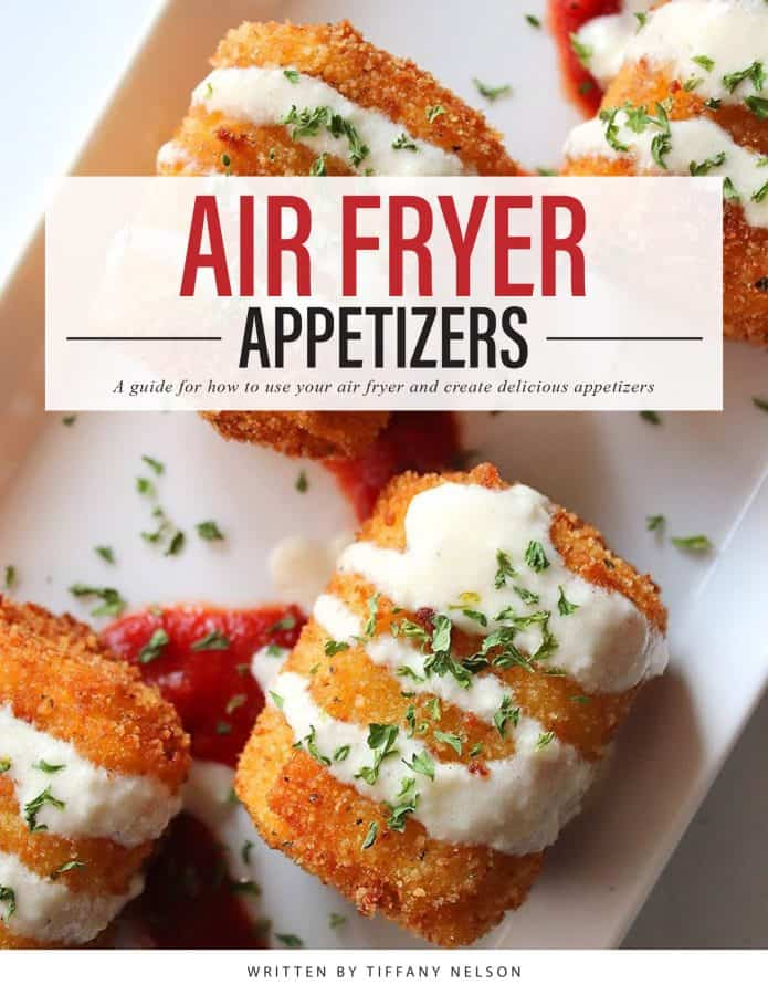 Air Fryer Appetizer Cover Page