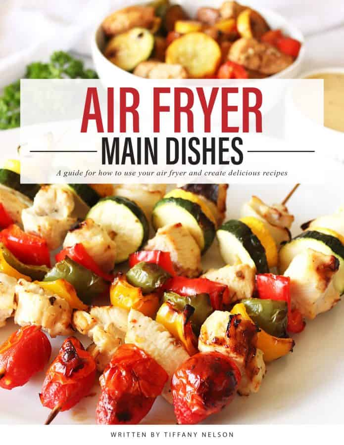 Air Fryer Main Dish Cover Page